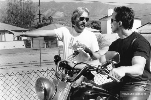 Arnold Shwarzenegger aparecerá en la nueva película de Terminator