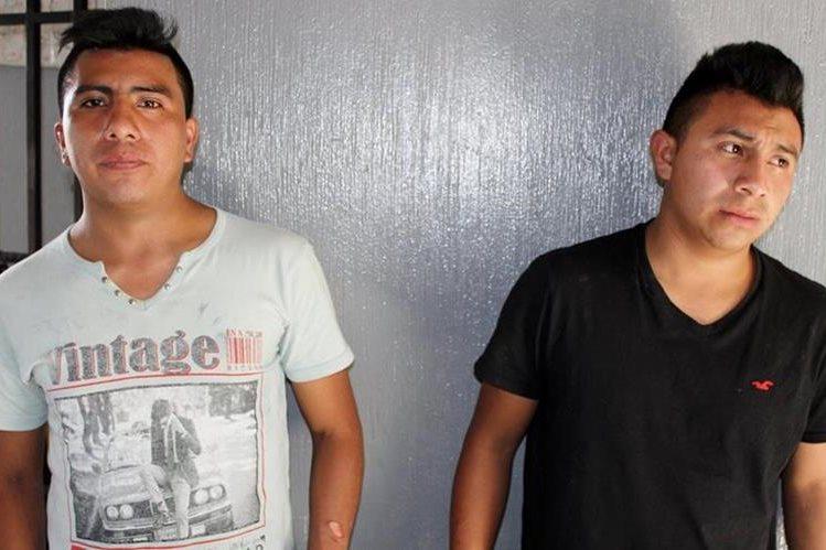 Sindicados de haber violado a un niño, en Chichicastenango, permanecen en prisión preventiva. (Foto Prensa Libre: Óscar Figueroa)