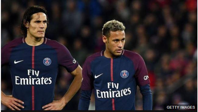 Cavani, máximo goleador del PSG la temporada pasada, ha aprovechado la presencia de Neymar para mantener su ritmo frente a la portería.