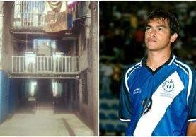 Carlos Ruiz creció en la colonia Bello Horizonte, zona 21. (Foto Prensa Libre: Instagram @cr20fish y Hemeroteca PL)