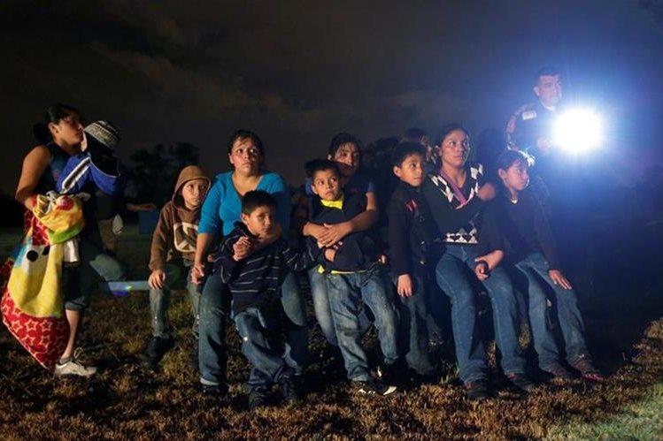En 2016 las deportaciones desde México al Triángulo Norte aumentaron un 126 por ciento en comparación con 2010. (Foto Prensa Libre: Hemeroteca PL)