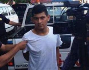 <em>El hombre fue condenado por matar a su bebé de cinco meses. (Foto Prensa Libre: lapagina.com.sv).</em>