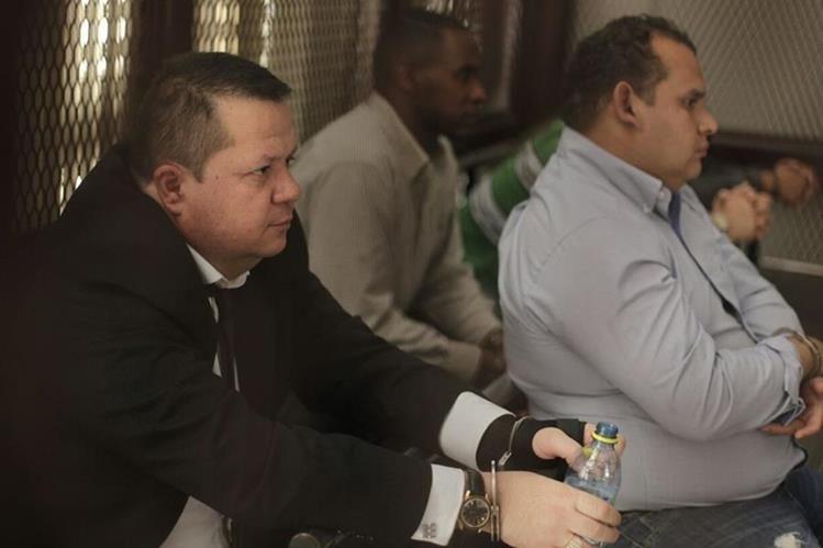 Alejandro Jiménez Gonzáles, alias Palidejo, habría contratado al grupo de sicarios para matar a Henry Fariña. (Foto Prensa Libre: E. Bercian)