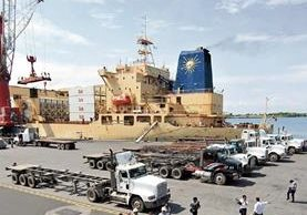 La EPQ es la terminal que mayor movimiento portuario de carga reportó en el 2015. Se especializa en mercancías a granel.