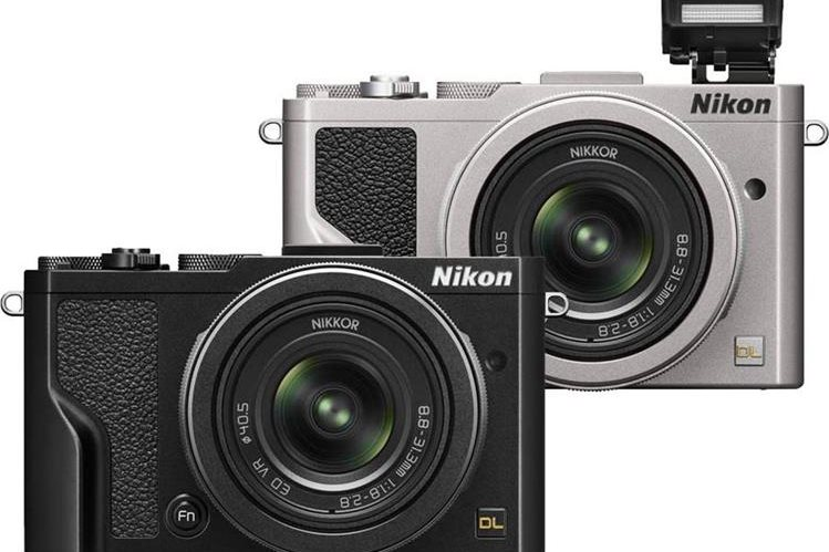 Imagen de la Nikon DL24-85 (Foto: Hemeroteca PL).