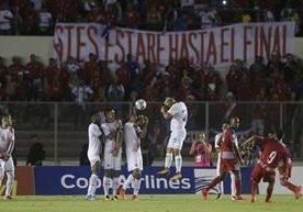 Panamá jugará su primer torneo mundial.