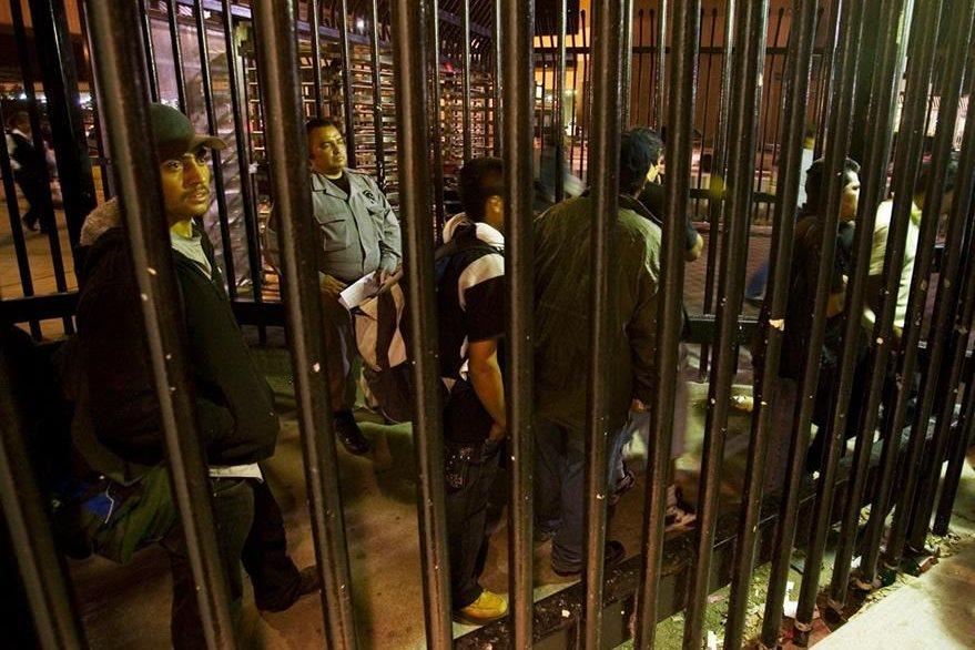 Las deportaciones en EE. UU. aumetaron en más del 60 por ciento en los últimos cinco años. (AP).