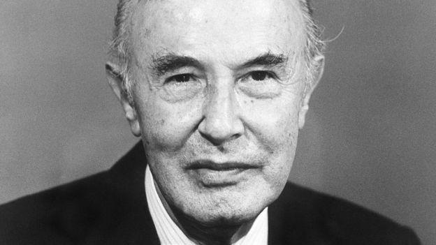 """Alfonso García Robles fue llamado """"Mister Desarme"""" en una conferencia de la ONU. GETTY IMAGES"""