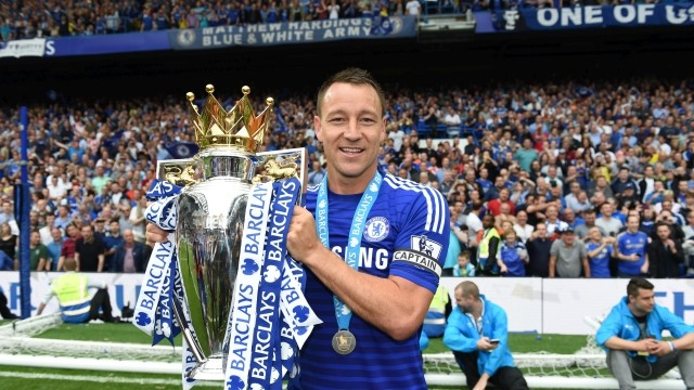 Terry es un ícono del Chelsea, equipo con el que ha logrado ser multicampeón. (Foto Prensa Libre: Hemeroteca)