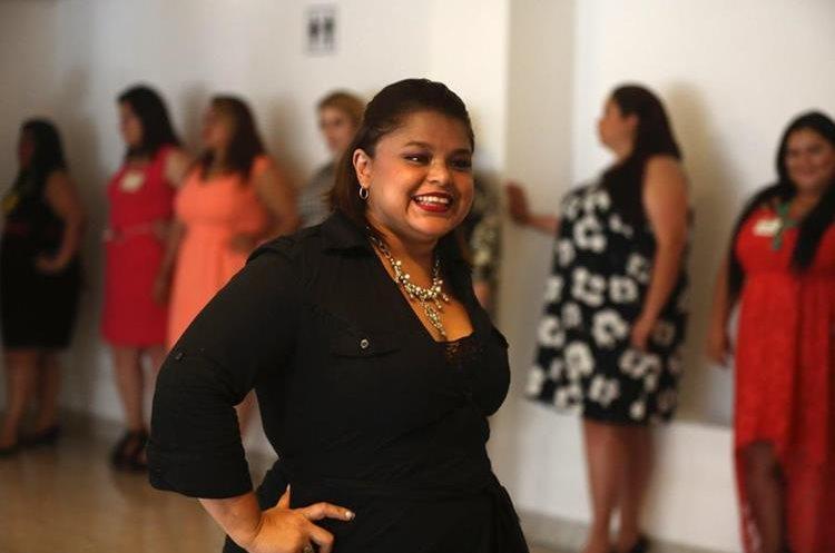 El evento de belleza es llamado Miss Plus Size Guatemala. (Foto Prensa Libre: EFE)