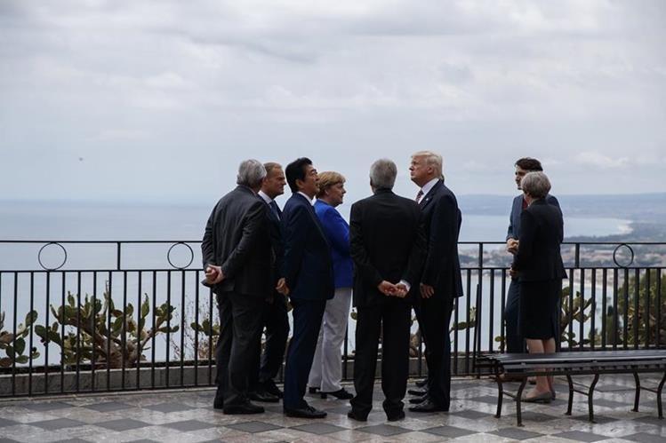 EEUU impide acuerdo sobre cambio climático en el G7