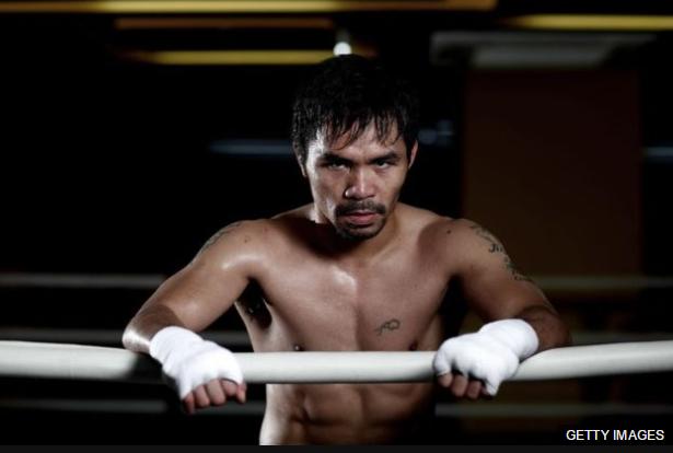 Manny Pacquiao es el único boxeador que ha ganado ocho títulos en distintas divisiones del boxeo.