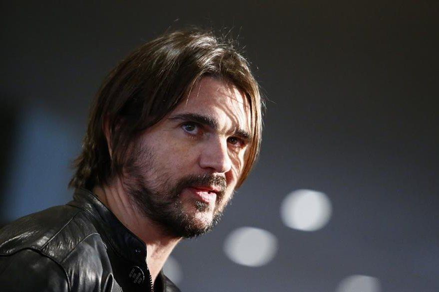 Juanes estrenó tema inédito dedicado a la paz mundial. (Foto Prensa Libre: AFP)