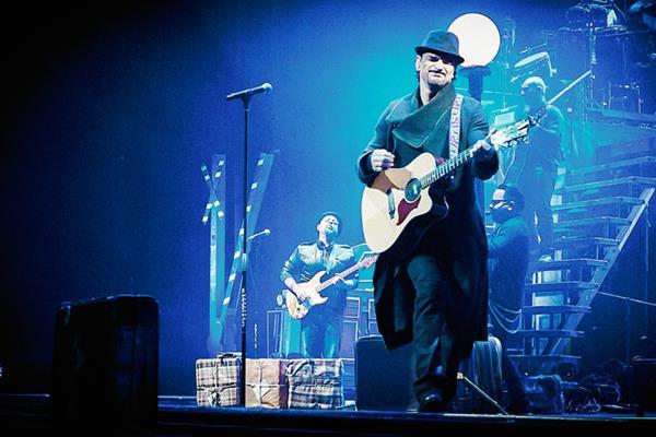 En ambos conciertos de Arjona en Guatemala se espera unas a 24 mil personas. (Foto Prensa Libre Tomada de Ricardoarjona.com)