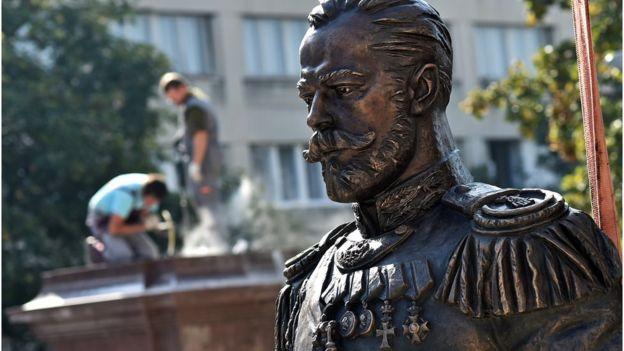 Con Nicolás II terminaron 300 años de la dinastía de los Romanov. AFP