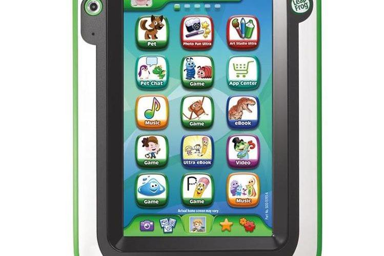 LeapFrog fabrica las tabletas LeapPad, para los pequeños de la casa (Foto: Hemeroteca PL).