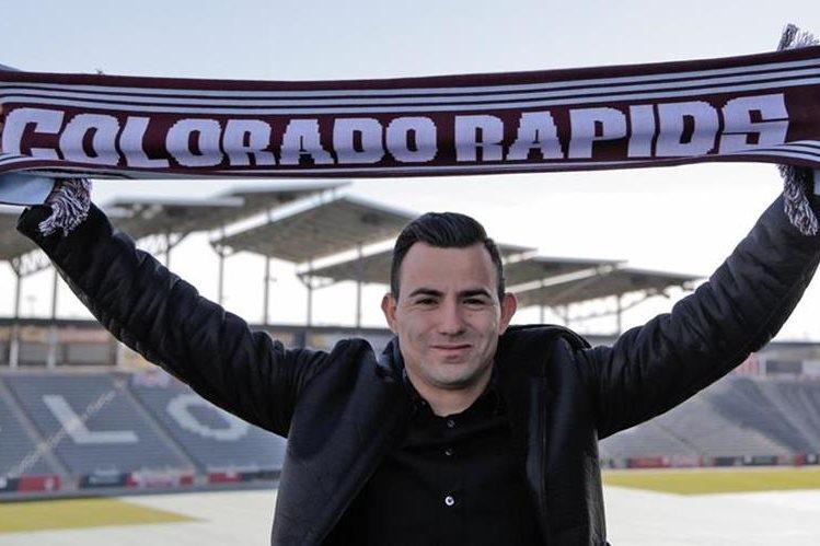 Marco Pappa fue titular con su equipo, que cayó 1-0 de visita. (Foto Prensa Libre: Hemeroteca PL)