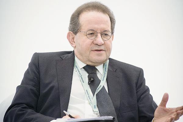 El vicepresidente del BCE, Vítor Constancio.