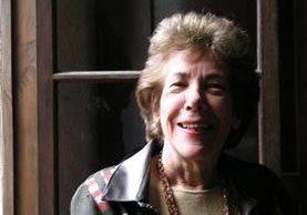 María Cristina Orive destacó por su trabajo como fotógrafa y periodista (Foto Prensa Libre: cortesía Carolina Vásquez Araya).