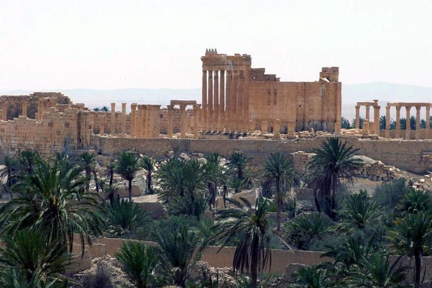 Palmira es un sitio con ruinas de hace unos dos mil años. (AP)
