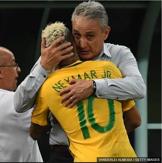 Tite guió a Brasil hasta la cima del fútbol por primera vez en siete años.