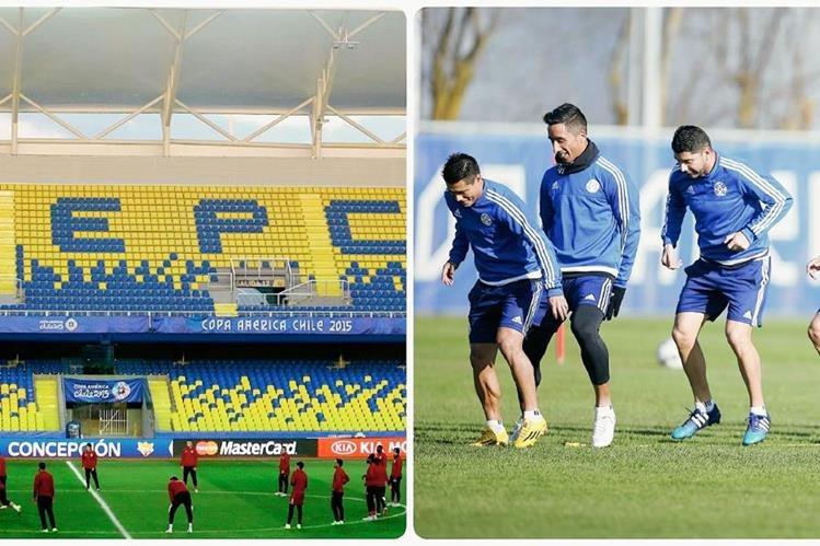 El juego por el tercer puesto se jugará este viernes a partir de las 17:30 horas. (Foto Prensa Libre: Agencias)