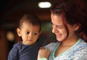 Alessandro Santiago Lobo padecía atresia biliar, una enfermedad congénita que impide que la bilis drene correctamente.