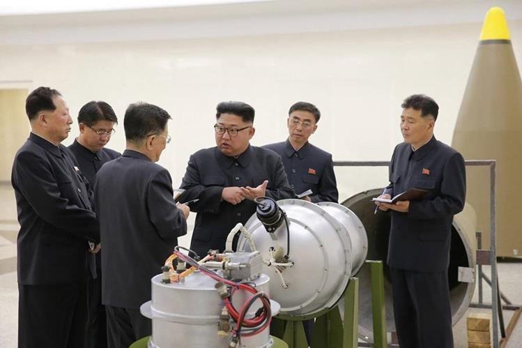 Corea del Norte desmanteló su centro de pruebas nucleares