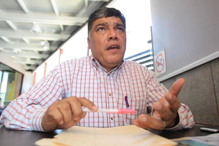 Héctor Valdez Batz era asesor del alcalde Neto Bran, fue despedido por su relación con Juan Carlos Monzón. (Foto Prensa Libre: Hemeroteca PL)