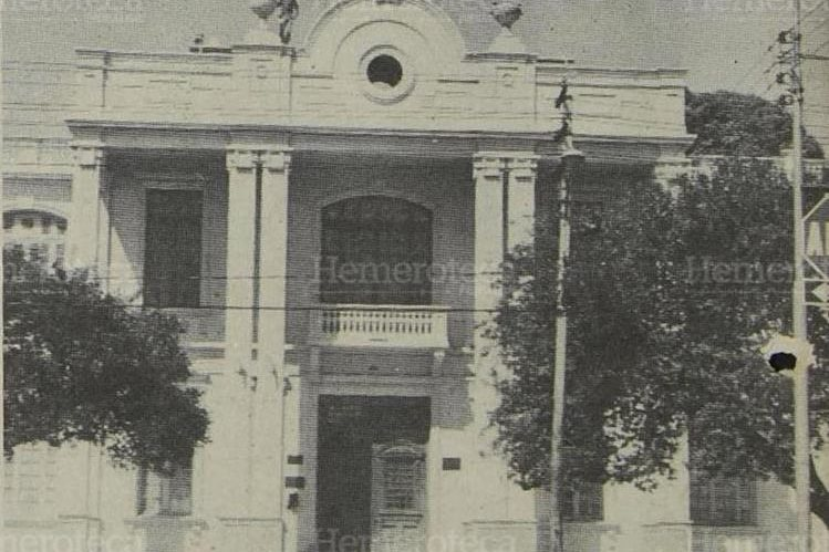 Paraninfo Universidad de San Carlos de Guatemala donde se declaró la Autonimia Universitaria. (Foto: Hemeroteca PL)