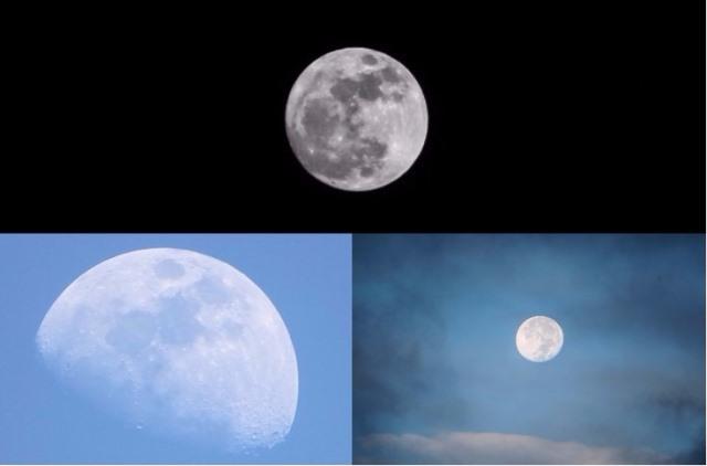 El satélite de la Tierra entrará en la fase de Luna llena el próximo domingo 3 de diciembre. (Foto Prensa Libre: Keneth Cruz)