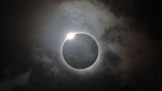 El próximo 21 de agosto tendrá lugar un eclipse total de sol. GETTY IMAGES