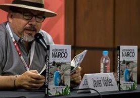 Javier Valdez recibió varios premios por sus valiosas obras. (Foto Prensa Libre: AFP)