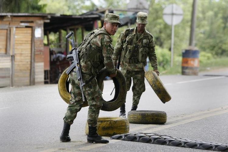 La liberación de guerrilleros por parte del Gobierno es parte del diáologo con Farc. (Foto: Hemeroteca PL)