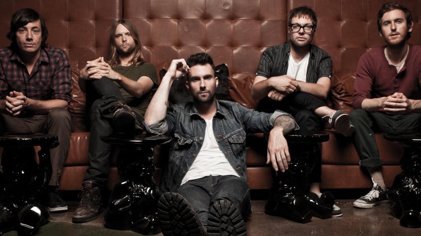 La banda estadounidense Maroon 5 se presentará en Guatemala el 21 de septiembre. (Foto HemerotecaPL)