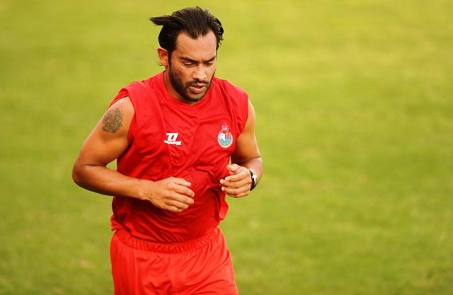 Carlos Ruiz se vuelve a poner la camisola roja para la temporada 2015-2016