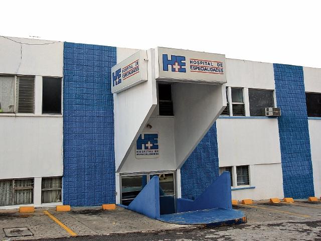 En el Hospital de Especialidades, zona 4 de Mixco, el MP secuestró documentos vinculados con Baldetti. (Foto Prensa Libre: Hemeroteca PL)
