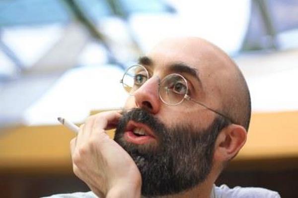 "<p>Eduardo Halfon, escritor (Foto Prensa Libre: larioja.com)<br _mce_bogus=""1""></p>"