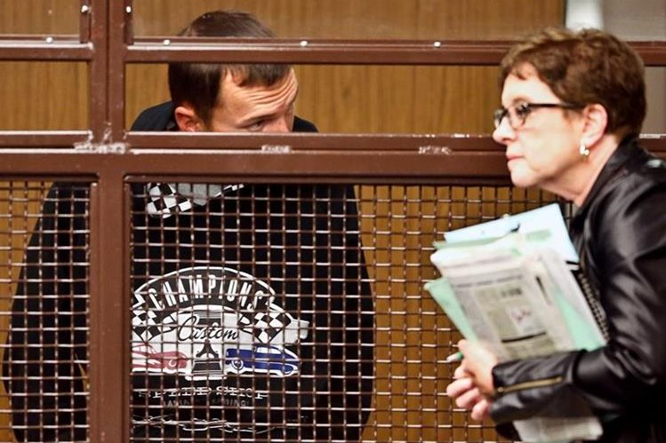 <em>Tobias Dustin Summers fue declarado culpable este viernes. (Foto Prensa Libre: AP).</em>