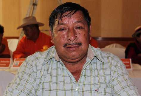 Bernardo Adalberto Jiménez López, exalcalde de San Antonio Huista, Huehuetenango. (Foto Prensa Libre: Hemeroteca)