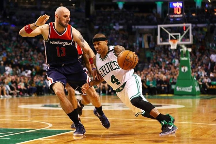 Celtics gana el segundo a Wizards con un Thomas colosal