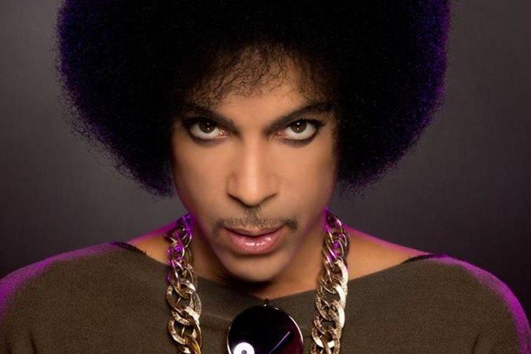 Prince, otro grande de la música deja una huella en la escena. (Foto Prensa Libre: Hemeroteca PL)