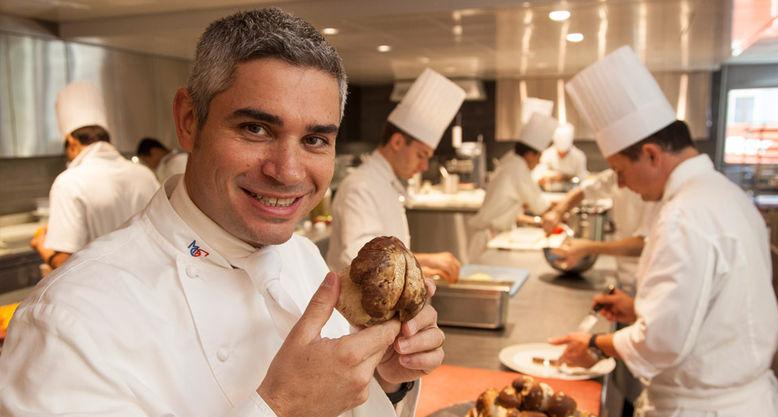 Benot Violier, el considerado mejor chef del mundo, fue hallado muerto en su casa. (Foto: Internet).