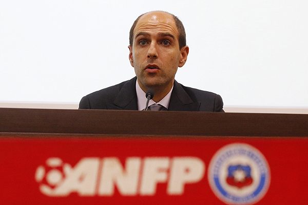 Sergio Jadue está involucrado en un escándalo de corrupción dentro del futbol. (Foto Prensa Libre: EFE)