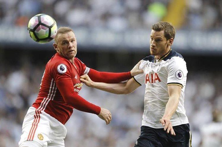 El Manchester United está cerca de hacer historia. (Foto Prensa Libre: AP)