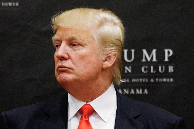 Donald Trump, magnate y precandidato republicano. (Foto Prensa Libre: AP).