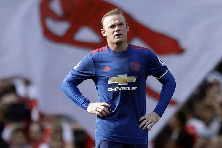 Rooney fue, por muchos años, el máximo referente de la Selección inglesa. (Foto Prensa Libre: AP)