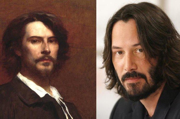 Seguidores del actor se dedican a buscar fotografías antiguas que tengan parecido con el actor. (Foto Prensa Libre: Dorkly).