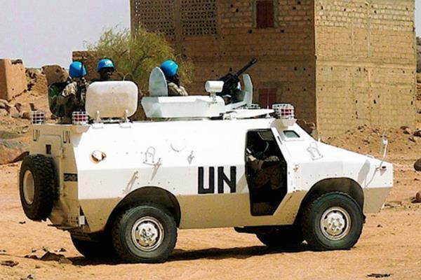 Por lo  menos seis misiles fueron lanzados cerca de la misión de la ONU en  Malí. (Foto Prensa Libre: Tomada de internet)