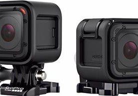 El nuevo dispositivo pesa solo 74 gramos, se puede sumergir a 10 metros bajo el agua, y graba video Full HD.